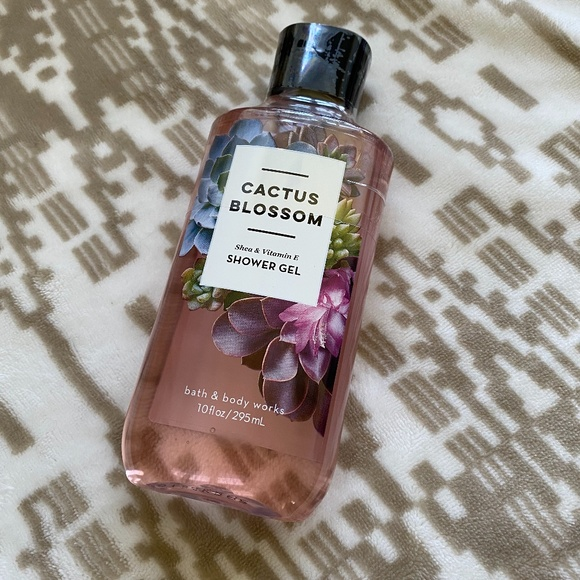 Bath & Body Works Cactus Blossom Shower Gel